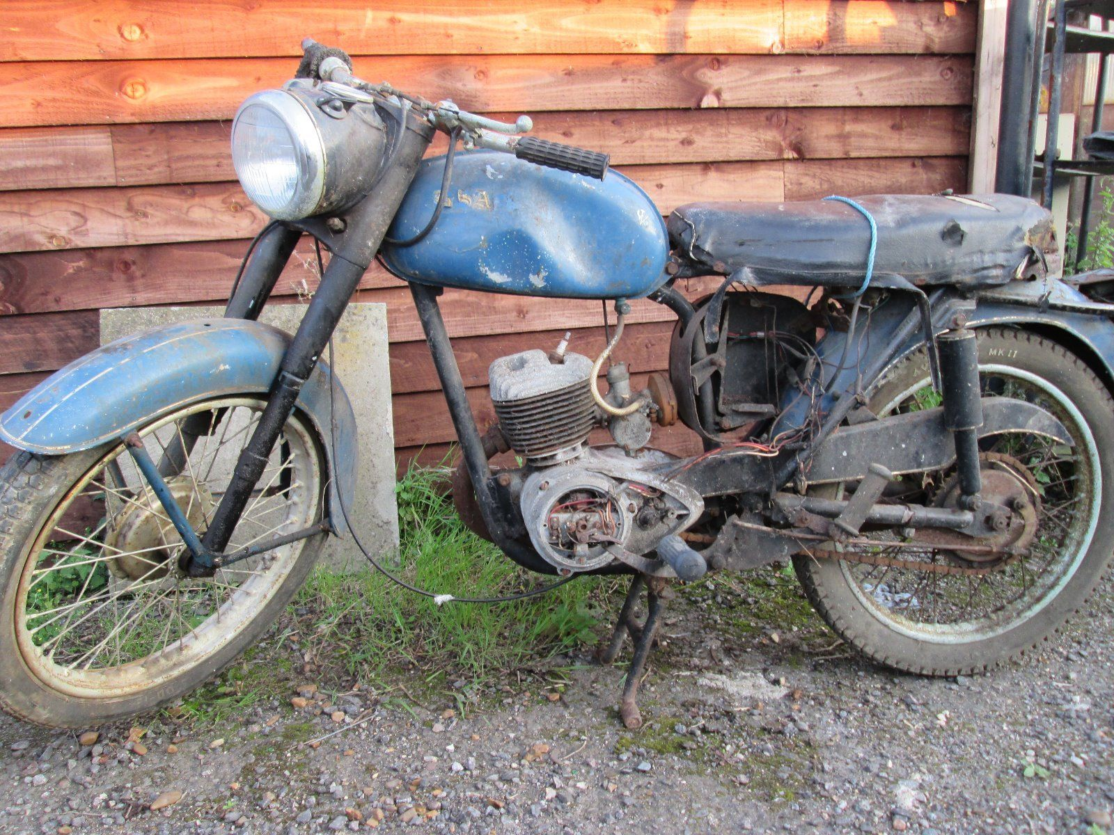 BSA Before