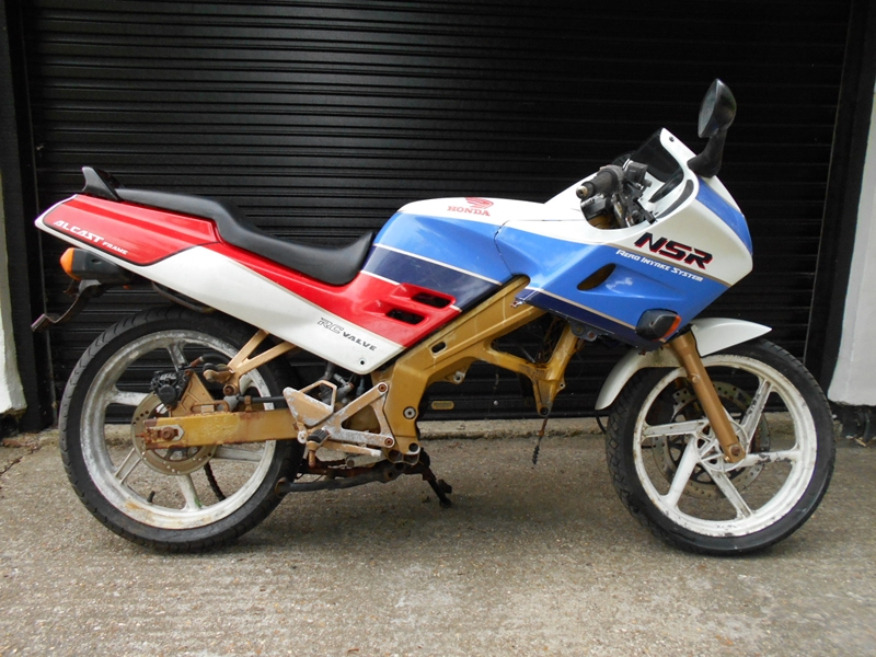 NSR125R Before