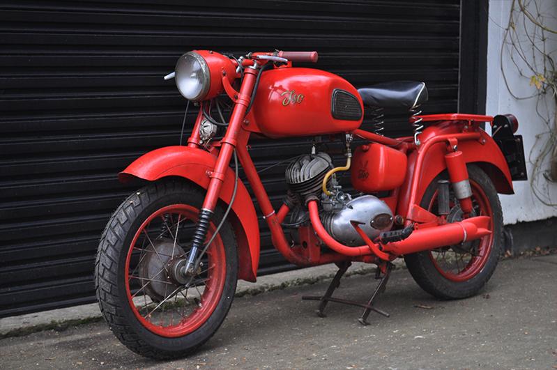 ISO-Moto Before