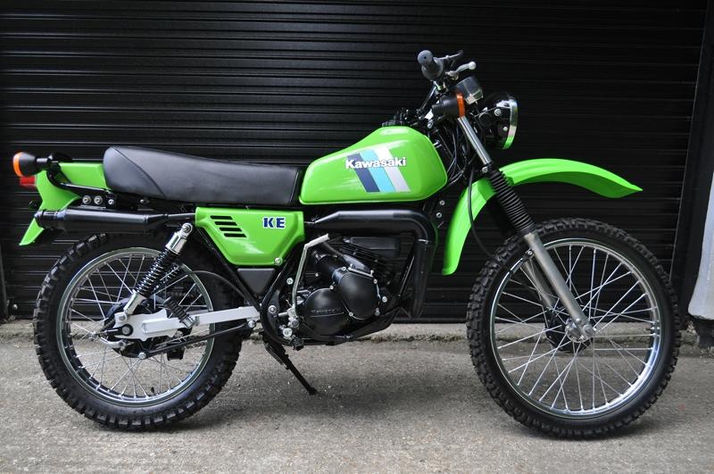 KE125 After