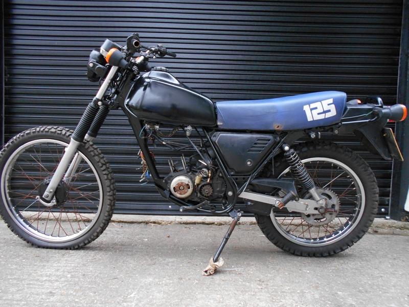 KE125 Before