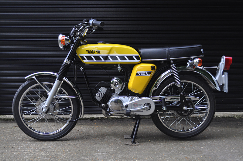 Yamaha FS1E-DX After